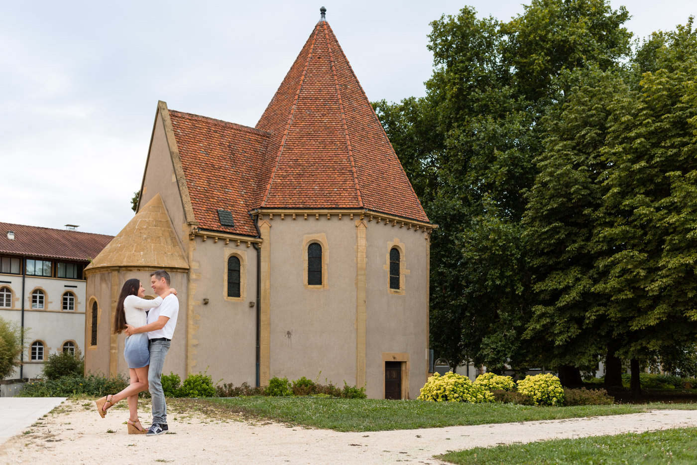 engagement session in metz